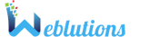 Weblutions 🚀 Logo
